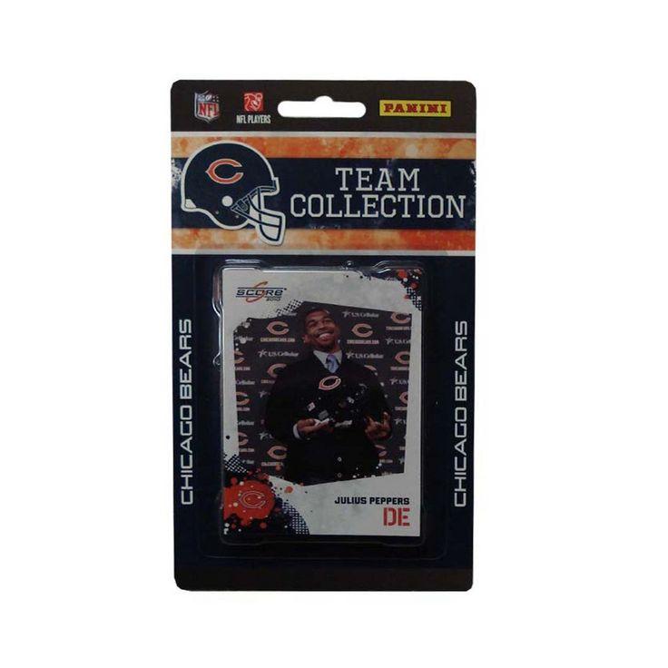 2010 Score NFL Team Set - Chicago Bears
