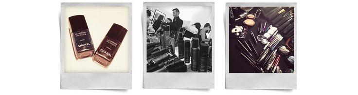 Les vernis Chanel créés en exclu pour la VFNO, le photocall Lâ??Oréal Paris, la make up station Yves Saint-Laurent, la manucure sparkling de Dior, lâ??atelier de gravure imaginÃ