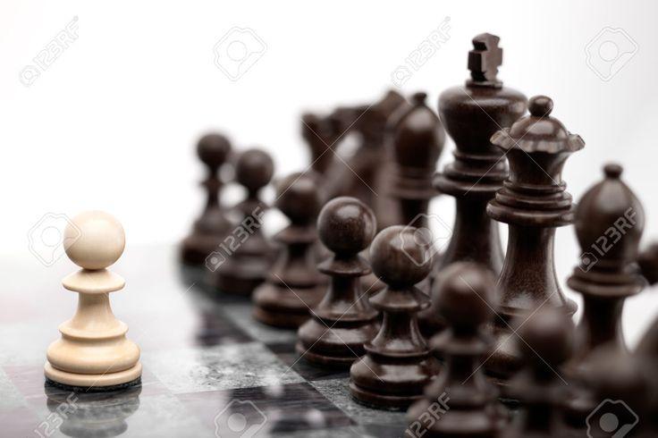 one pawn againat everyone