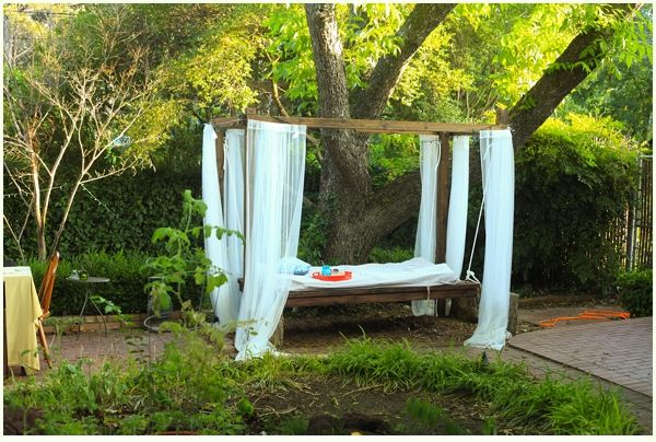 1000 ideas about outdoor swing beds on pinterest