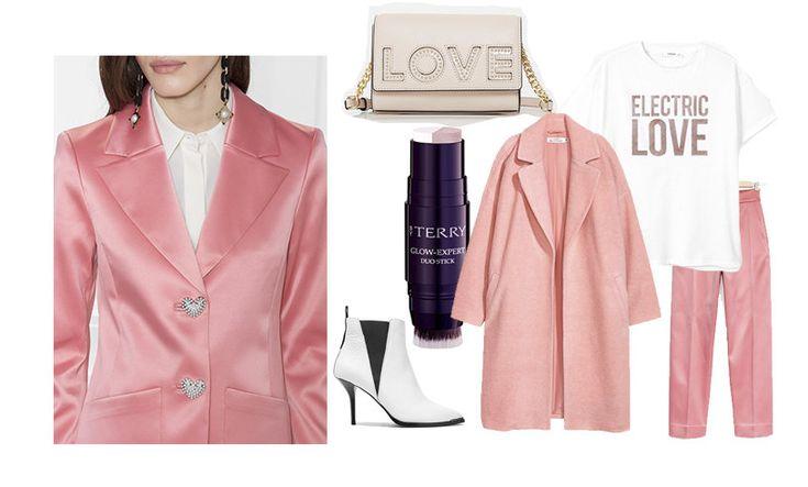 Helt rätt i rosa - drömmiga plagg till ultimata dejten