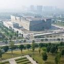 Ningbo Historic Museum by Wang Shu, Amateur Architecture Studio
