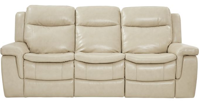 Reclining Sofas Rooms To Go Milano Stone Leather Reclining