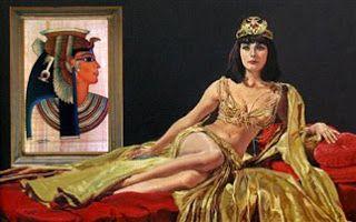 Η ΛΙΣΤΑ ΜΟΥ: Η τελευταία βασίλισσα της Αιγύπτου Κλεοπάτρα!