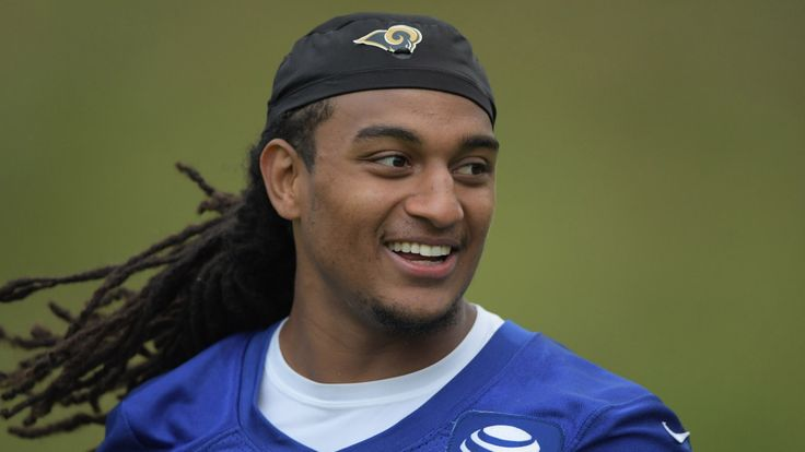 Rams waive WR Bradley Marquez from injured reserve