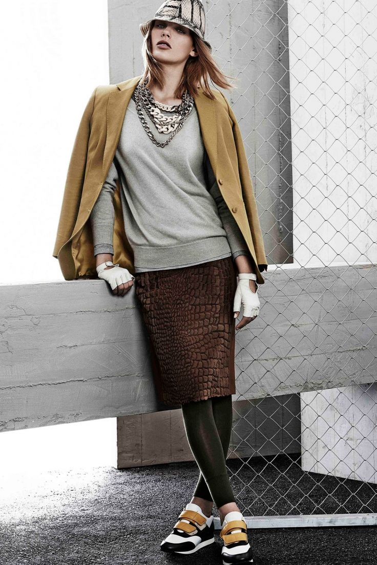 Sport & Chic ............ Max Mara Resort 2015
