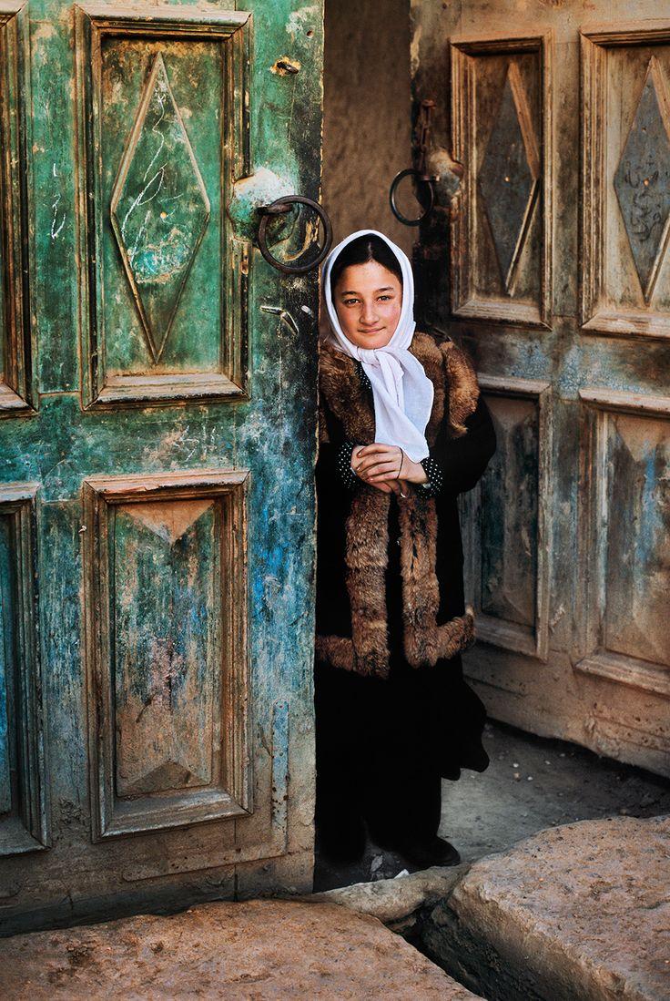 Kabul, Afghanistan ~ Grand Trunk Road | Steve McCurry