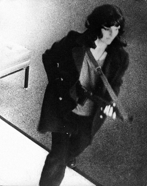 September 18, 1975: Newspaper heiress Patricia Hearst is captured in San Francisco. Hearst was kidnapped by the Symbionese Liberation Army in 1974, but later joined her kidnappers in an armed bank robbery. Despite her later claim that she had been brainwashed by the SLA, she was convicted on March 20, 1976, and sentenced to seven years in prison. Her prison sentence was commuted by President Jimmy Carter and she was released in February 1979. She later married her bodyguard. In 2001, she…