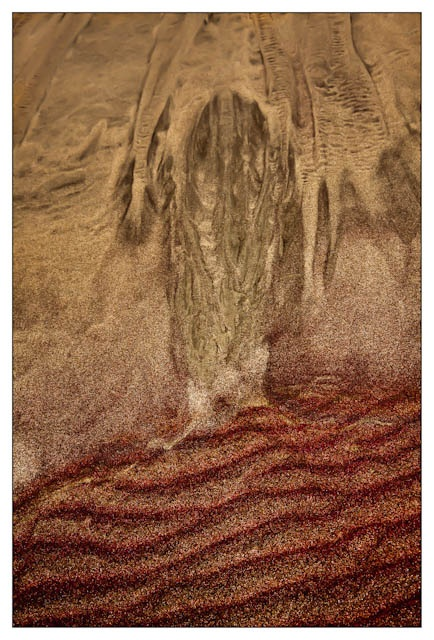 Dune Textures - Namib Desert