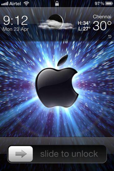 Pimp your iPhone Lockscreen with Forecast Tweak!