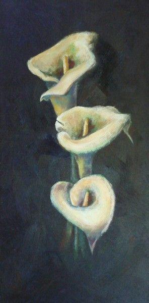 Lilies vers.2 - WetCanvas