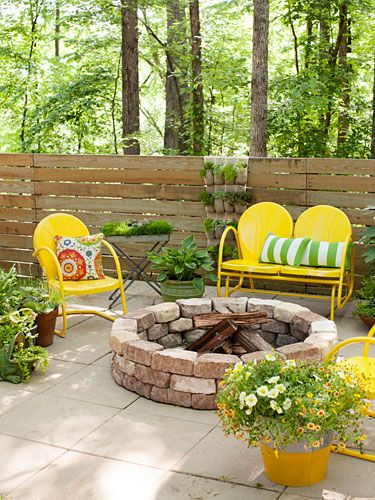 Backyard Decorating Ideas - Easy Gardening Tips - Good Housekeeping