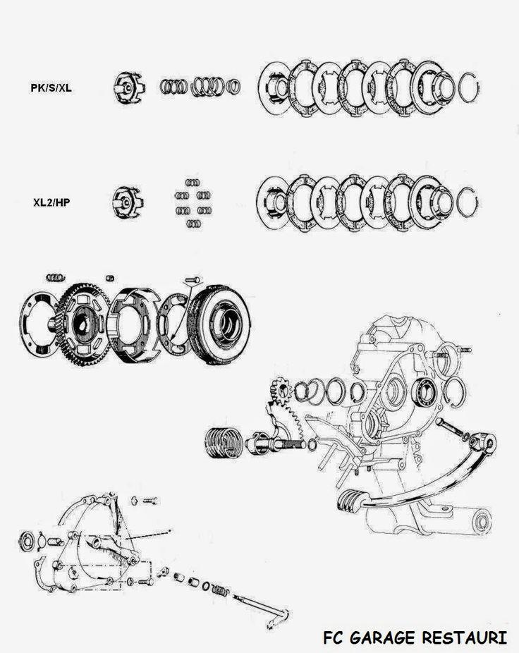 Vespatronic Wiring Diagram - Wiring Diagram schematics