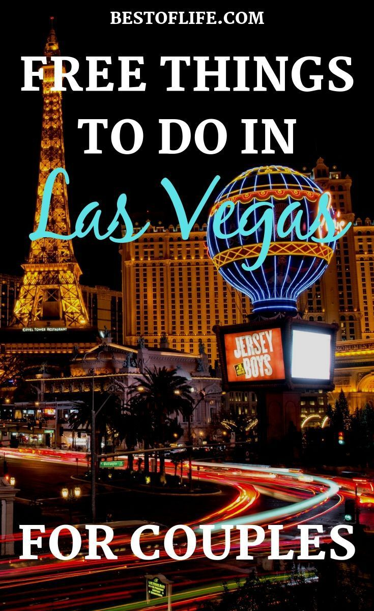 15 free things to do in las vegas for couples vegas