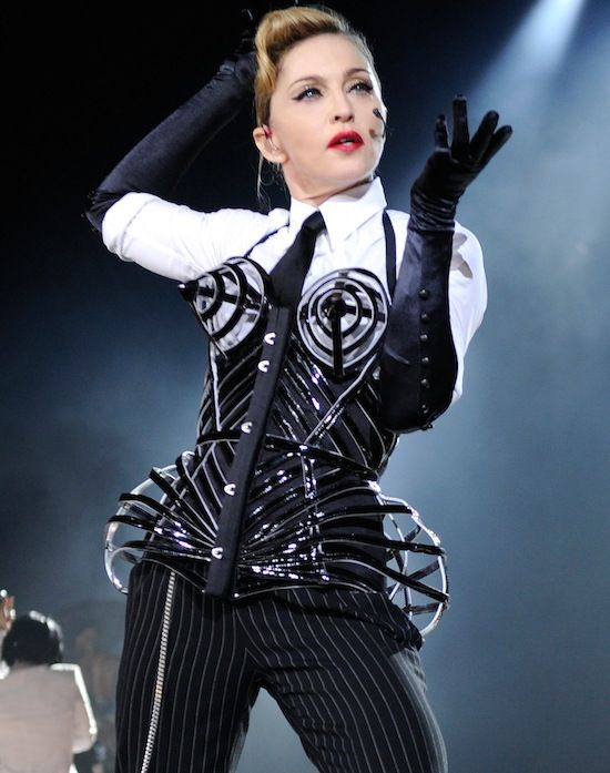 Madonna  in Jean Paul Gaultier's Most Iconic ♛    ♛~✿Ophelia Ryan ✿~♛