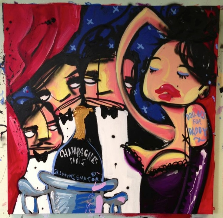 Selwyn painting.