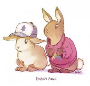 This is a reference to the bunnies in ur back yar Abby Like and Repin. Thx Noelito Flow. http://www.instagram.com/noelitoflow