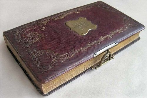 Imperial Russia Nobles Violet Leather Photo Album With Monogram FOR CDVS AND CPS | eBay