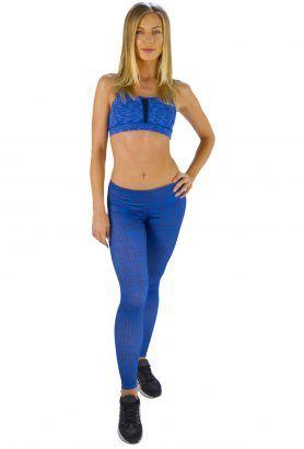 Womens Aqua Blue #Tights With Light Motifs