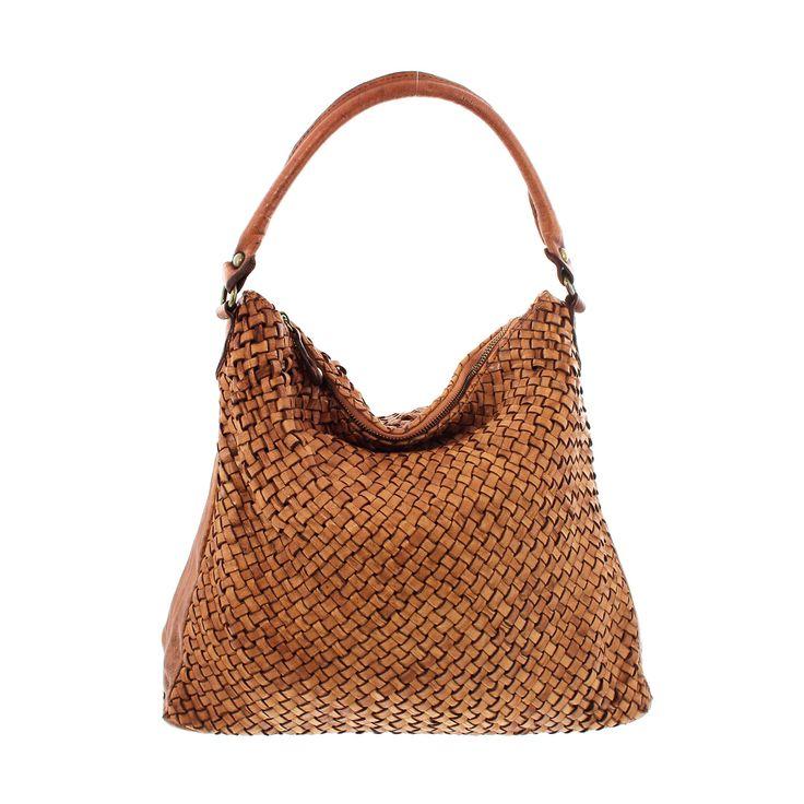 #IOIOMIO #Handtasche #vintage #geflochten #leder #mynewbag