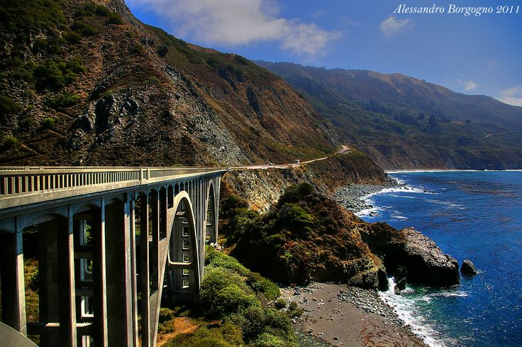 USA - California - Big Sur