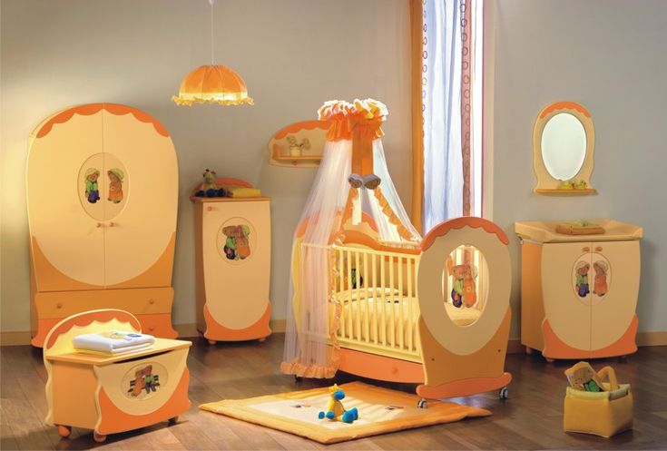 19 Baby Room Decoration Samples With Photos | MostBeautifulThings