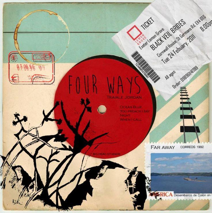 Four ways album cover