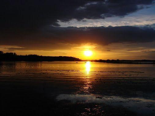 Thunder Lake, Alberta taken by Dwaine Ronnie. Gorgeous