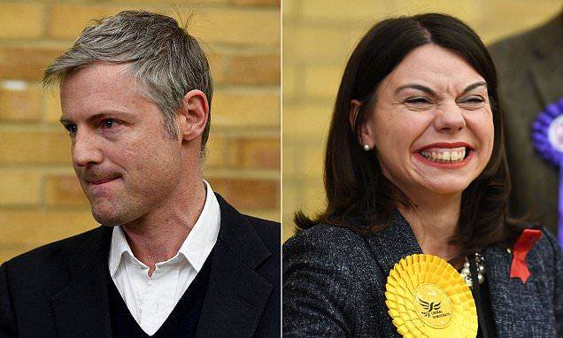 Here we go again and again and again  Zac Goldsmith LOSES Richmond by-election to the Lib Dems