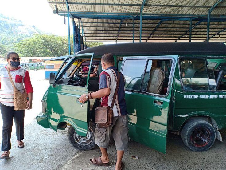 Jelang new normal, Dishub Kota Jayapura perketat