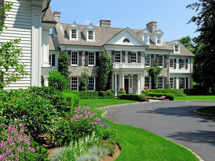 Georgian Colonial Mansion 100 best house dreams images on pinterest | square feet, colonial