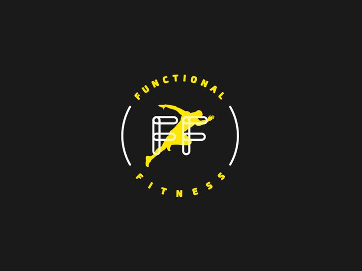 Functional Fitness logo for a personal trainer