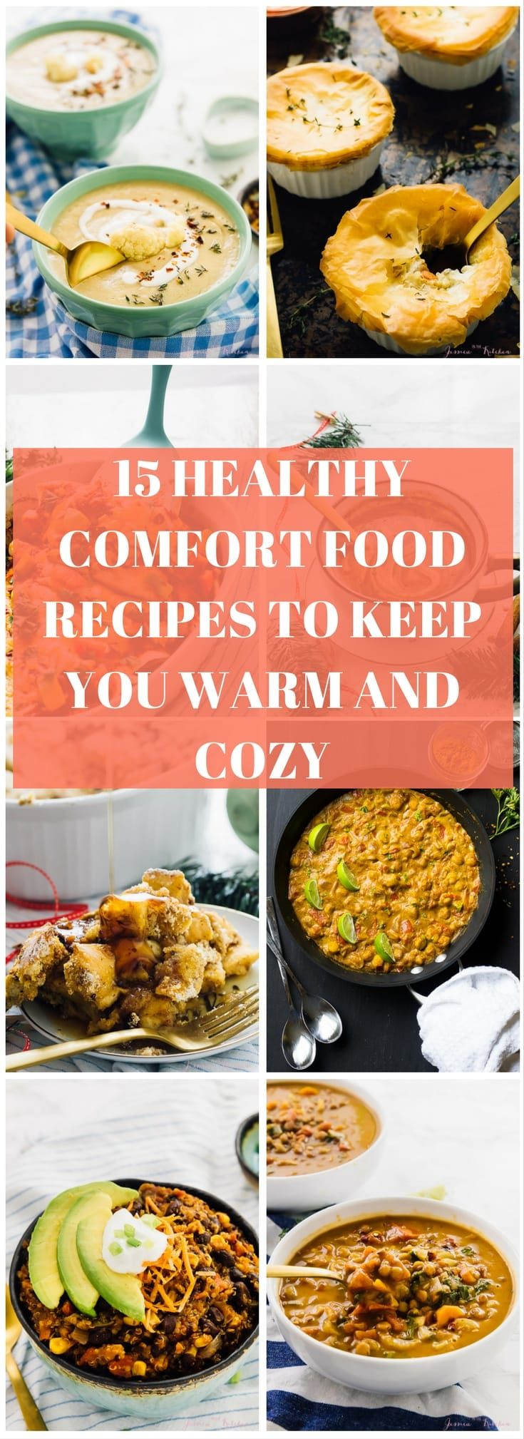 5161 best vegetarian recipes images on pinterest vegan recipes these 15 healthy comfort food recipes will keep you warm and cozy all recipes are forumfinder Gallery