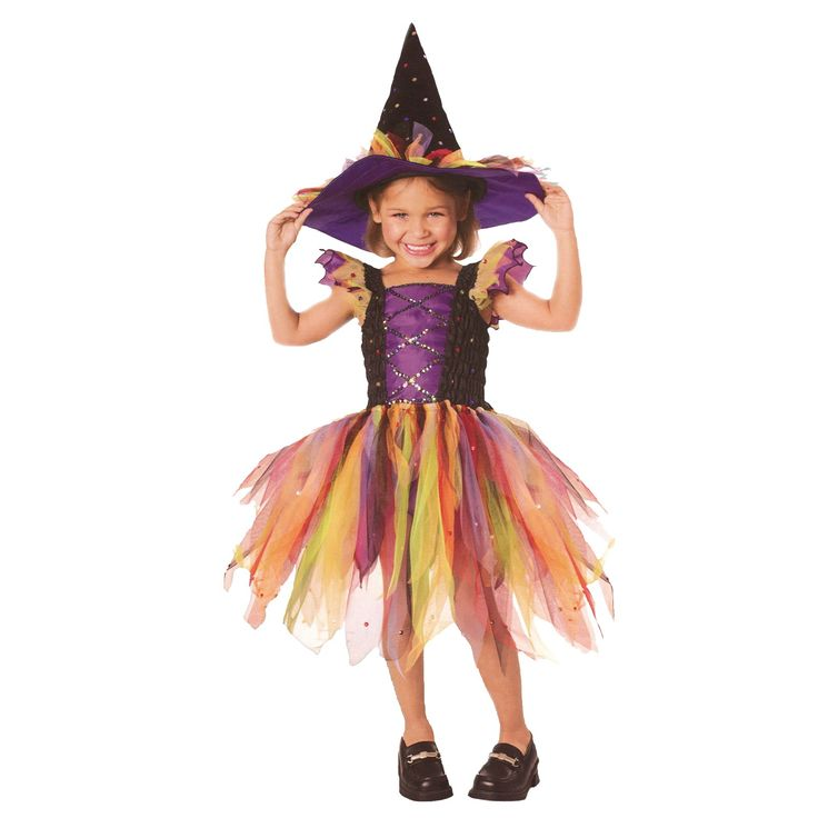 glitter witch toddler girlu0027s costume halloween childu0027s costume