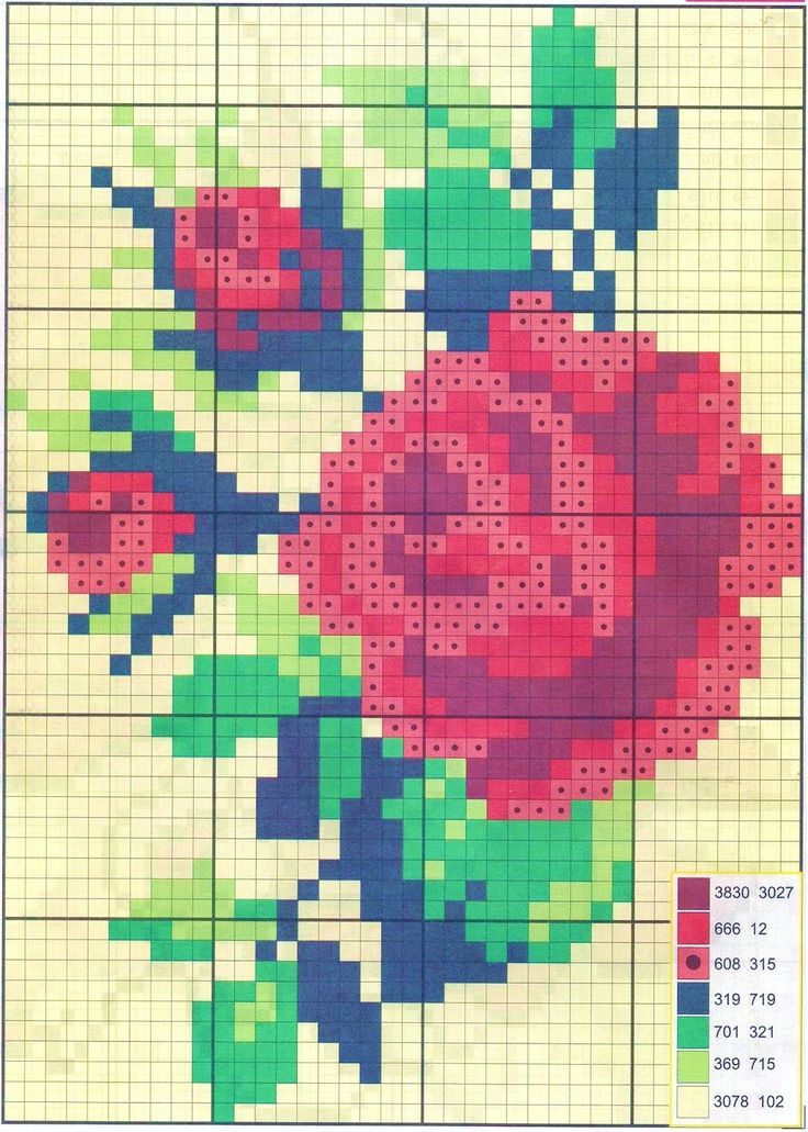 cross stitch or hama/perler bead or knitting motif design
