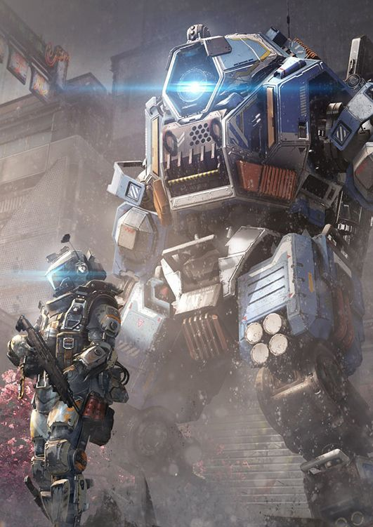 112 best images about titans mechs in titanfall 2 on - Epic titanfall 2 wallpapers ...