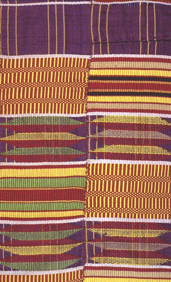 Kente Cloth from Ghana - our first official CLOTH inventory purchase! Yay!!  Big thanks to Laura Oster Designs for her help sourcing wonderful global textiles for our customers!!