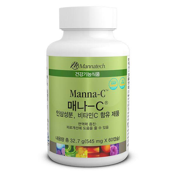 06과 관련 : 매나 -CⓇ - 주원료 인삼 · 비타민 C 부원료 허브 · 식물성 당류의 조화로 완성되는 면역기능 개선