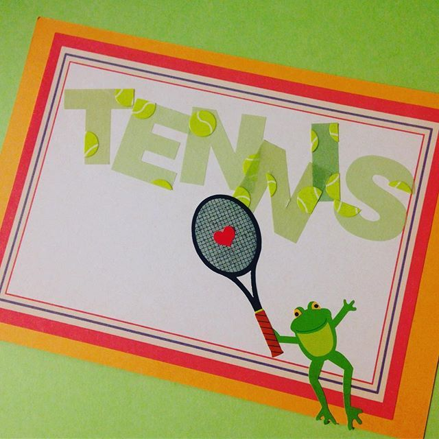 本日もオープンしております。 朝から嬉しいニュース…祝!錦織圭選手🎾  #ミセスグロスマン #レッドハートストア #redheartstore #mrsgrossmans #ステッカーアート #tennis #keinishikori