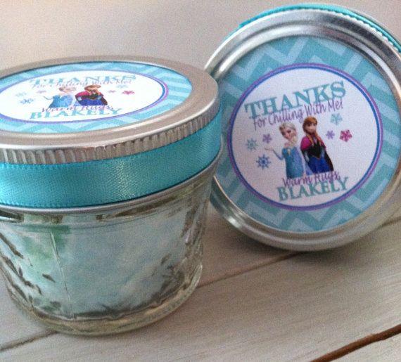 Fully Customizable Mason Jar Cotton Candy Birthday Party