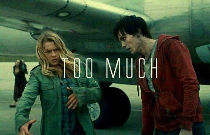 Warm Bodies- loved this movie!