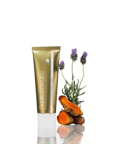 Subtle Energies | Wild Kashmir Hand Lotion | Ayurveda | Aromatherapy | Hand Cream | Natural Beauty