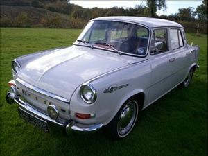 1966 Skoda 1000 MB for sale - www.classiccarsforsale.co.uk