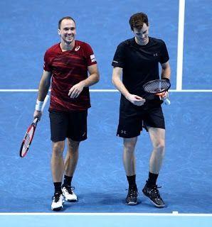 Blog Esportivo do Suíço:  Bruno Soares e Jamie Murray estreiam com vitória no ATP Finals