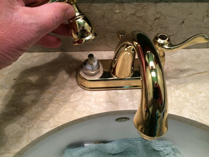Web Photo Gallery The best Leaking faucet ideas on Pinterest Leaky faucet Plumbing parts and repair and House repair