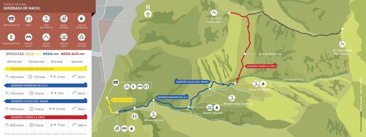 Quebrada de Macul | Asociación Parque Cordillera