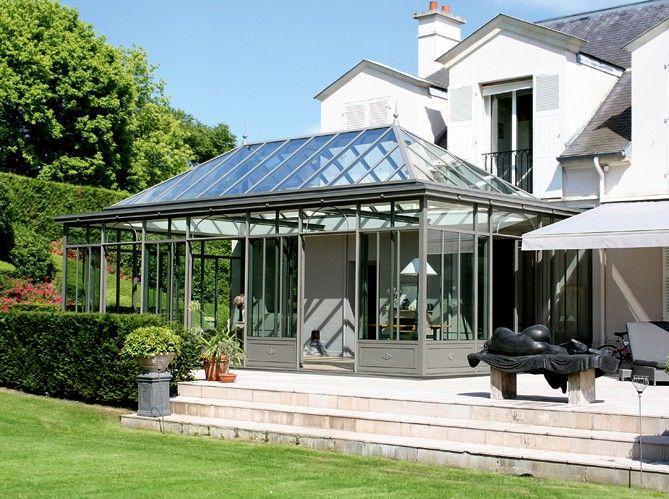 Les 25 meilleures id es de la cat gorie isolation toiture terrasse sur pinter - Cloison exterieur terrasse ...