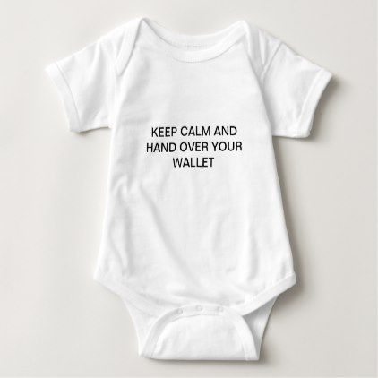 When all your baby cares about is success... or $$ baby bodysuit - baby gifts giftidea diy unique cute
