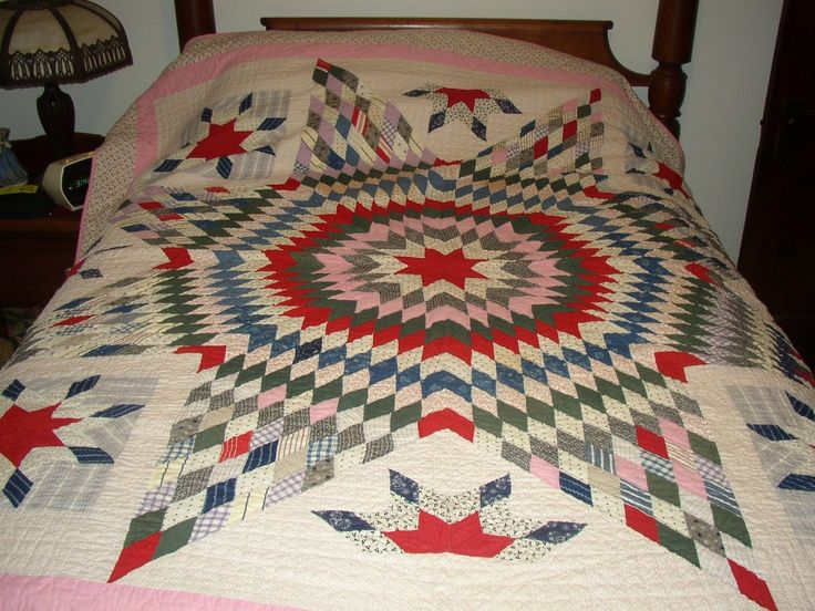 279 Best Images About Lone Star Bethlehem Quilts On