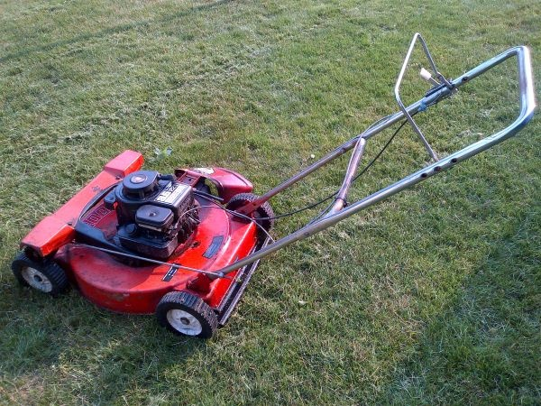 60 Best Mowers Images On Pinterest Grass Cutter Lawn